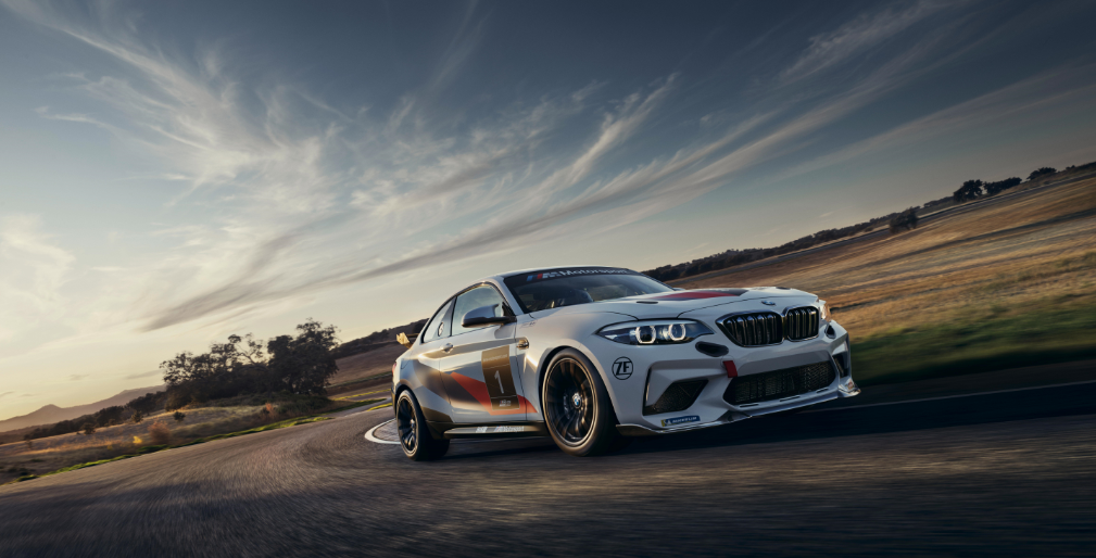 BMW M2 CS Racing Cup.